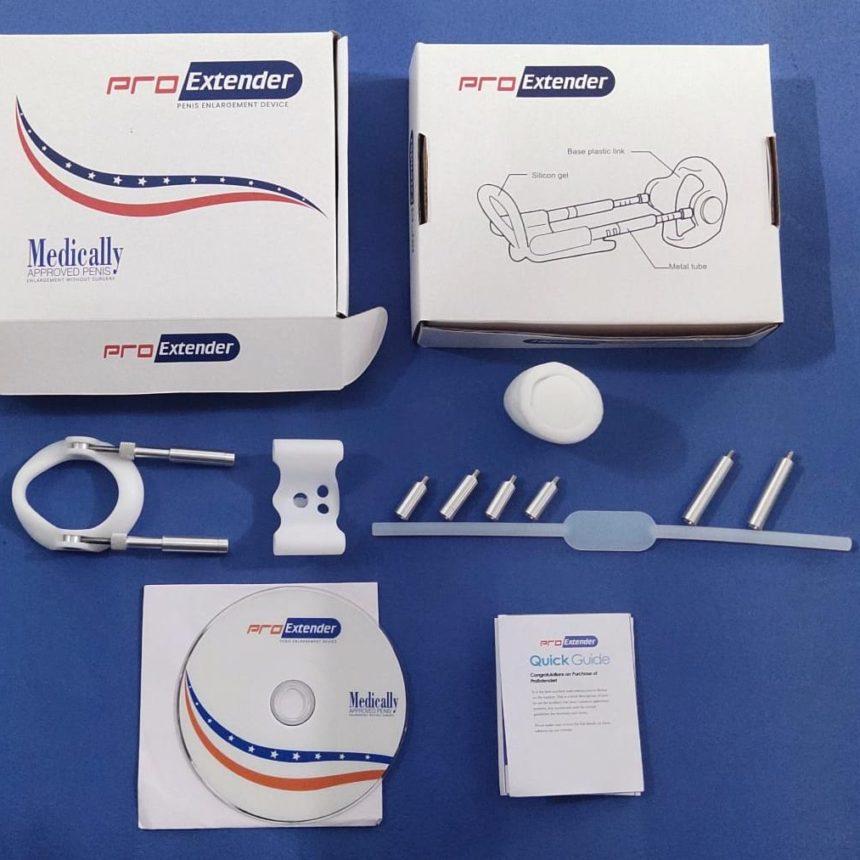 ProExtender Penis Enlargement Device Supreme Model