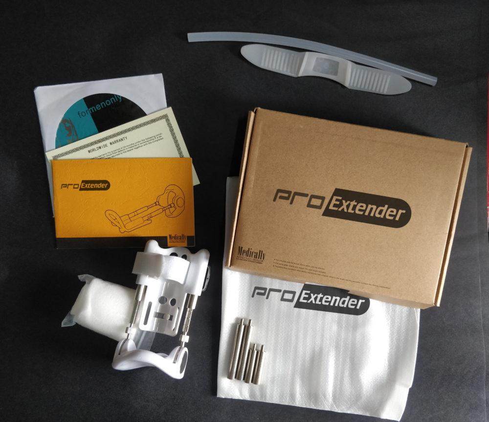 ProExtender Penis Enlargement Device Double Deck